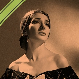 Giuseppe Verdi альбом At the Opera: The Maria Callas Collection