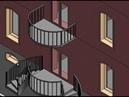Построение лестницы в коттедже по учебному пособию Н В Бессоновой Revit 20