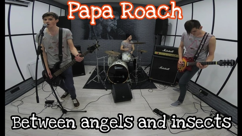 Papa Roach - Between Angels And Insects (Cover by FreeTime)