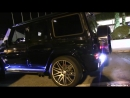 800HP Brabus G800 Widestar in Monaco _ The KING of the road