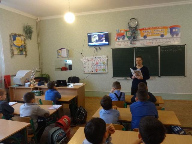 Донецкая республиканская библиотека для детей, зимушка-зима, занятия с детьми, отдел обслуживания дошкольников и учащихся 1-4классов