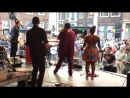 Dele Sosimi Afrobeat Orchestra plays 'Money Get Power' Live @ Big Rivers 2017