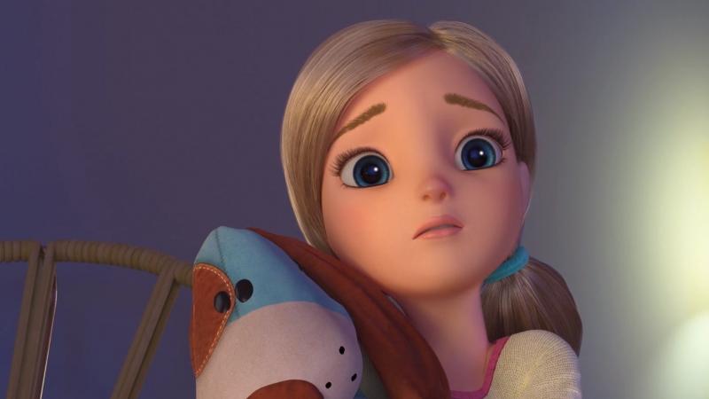 A Sound in Sweetville | Barbie Dreamtopia: The Series | Episode 21 [VK]