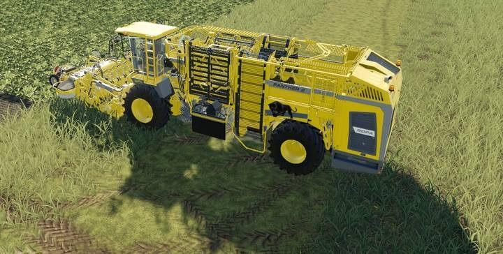 Ropa Panther 2 в Farming Simulator 2019