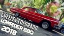 LOWRIDER BBQ CAR CRUISE - GREELEY COLORADO 970 - NEW SUMMER 2018