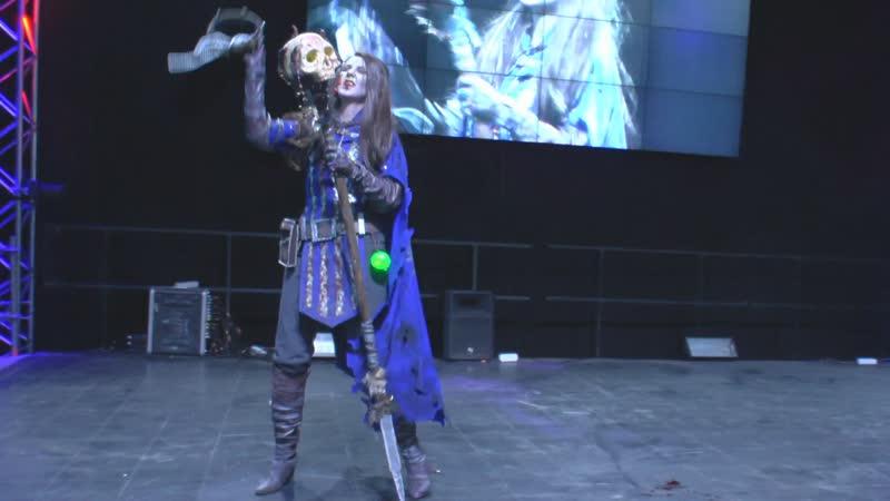 Cosplay Серый страж - Dragon Age STARCON HALLOWEEN 2018