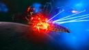 Adeptus Mechanicus vs Chaos! - Open Beta, Battlefleet Gothic Armada 2