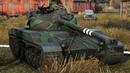 World of Tanks Bat Chatillon 25 t 8 фрагов и 9,5 тыс дамага Смотрите как играют на Батчате