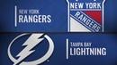 New York Rangers vs Tampa Bay Lightning Dec.10, 2018 NHL Game Highlights Обзор матча