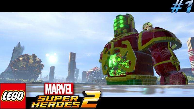 LEGO Marvel Super Heroes 2 - Обзор 1