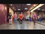 Luis Fonsi, Stefflon Don - Calypso ZUMBA DanceFit_tver Людмила Лучина