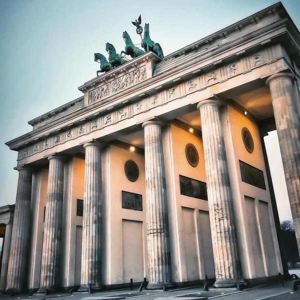 ✨Супер: ПРЯМЫЕ рейсы в Берлин всего от 2600 рублей (в одну сторону) из Москвы