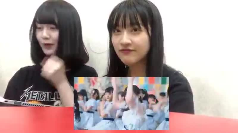 20180925 @ SHOWROOM Yamasaki Amiru cut 1