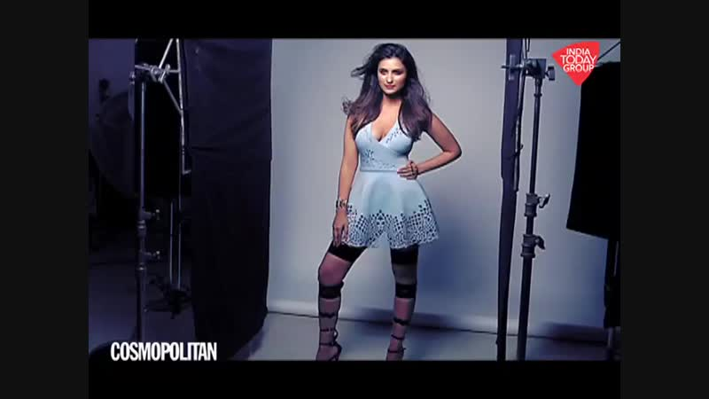 Go behind the scenes during Parineeti Chopras cover shoot for Cosmopolitan IndiaToday