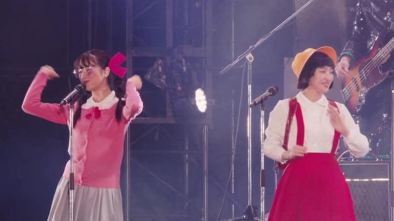 Kishidan x Momoiro Clover Z - Kishidan Banpaku 2018 (WOWOW Live 2018.11.23)