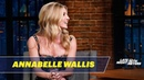 Annabelle Wallis Was Glad Jeremy Renner Broke His Arms While Filming Tag