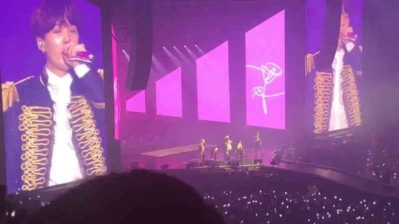 Yoongi is so hot ARMY, because... of you! - AGHH YOONGI MY HEART CANT TAKE IT! I LOVE BTS - BTS BTSFortWorth LoveYourselfTour Yo