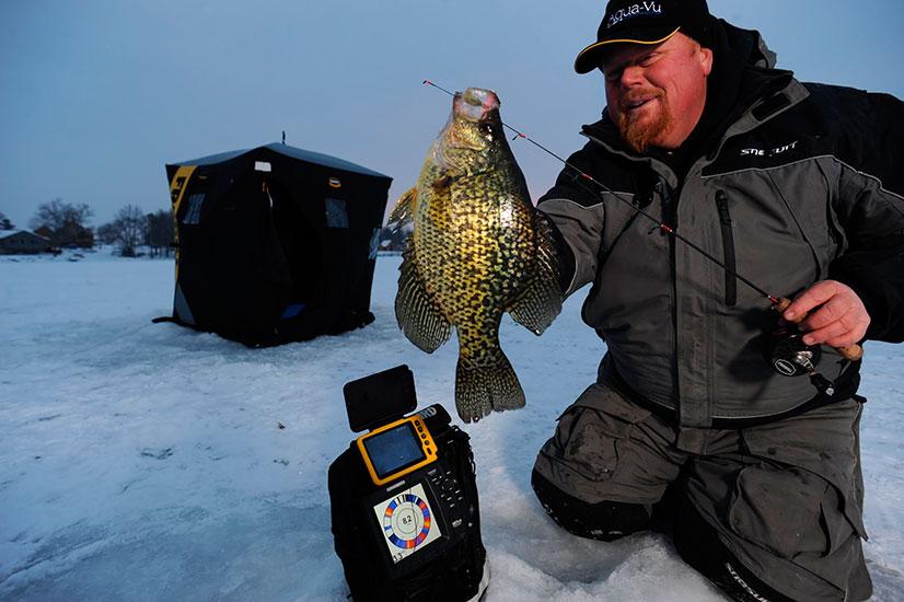 Что нужно для зимней рыбалки?