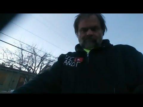 "ERIC BRANDT RAPS ""FUCK THE POLICE"""