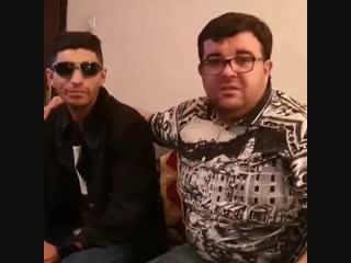 Азербайджанский Жан-Клод Ван Дамм и его близкий друг рассуждают.Азербайджан Azerbaijan Azerbaycan БАКУ BAKU BAKI Карабах 2018 HD