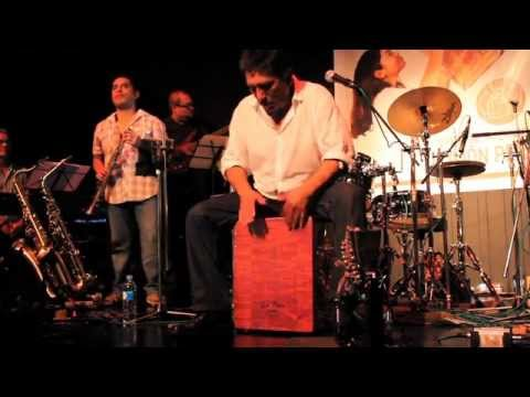 Peruvian Percussionist Alex Acuña on Cajón