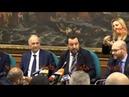 Salvini Se vinciamo le Europee cancelleremo lufficio complicazioni a Bruxelles