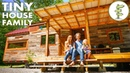 How This Frugal Family of 4 Paid Off $96k in Debt Built a Custom Tiny House
