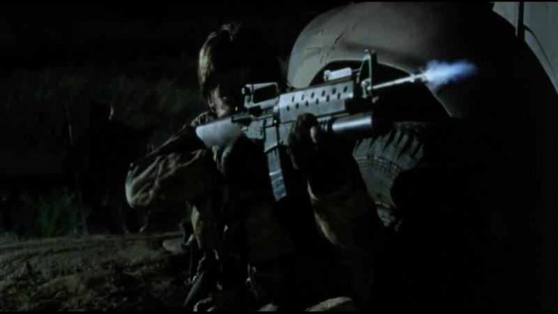 Браво два ноль Буря в пустыне 1999 Ночной бой британского спецназа с иракцами