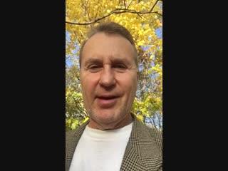 Олег Штефанко приглашает всех на спектакль «Великолепная шестерка или мужчины тоже плачут»