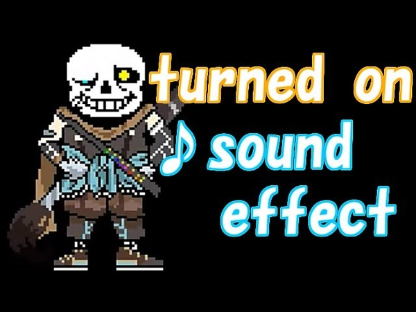 【INK Sans! ver,0.37】If there is sound in this battle it will be like this