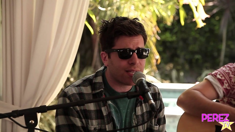 Hoodie Allen Show Me What You're Made Of Acoustic Perez Hilton Performance