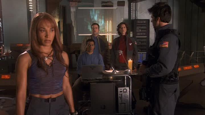 Звёздные врата Атлантида 1 сезон 2 серия (Stargate Atlantis)