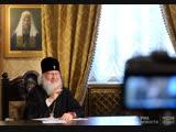 Патриарх Кирилл поздравляет космонавтов на МКС