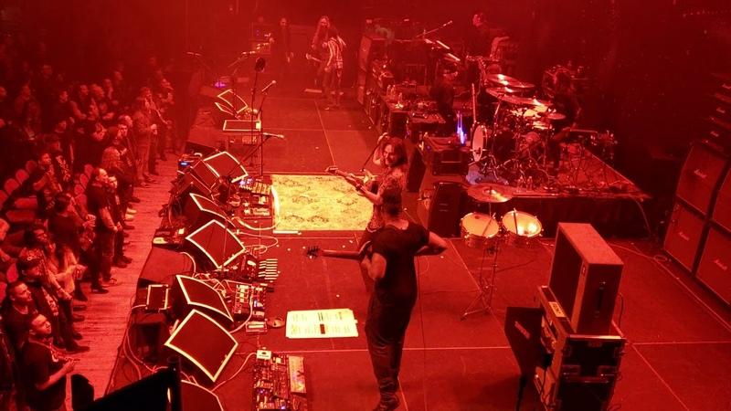 Generation Axe Tour Wylde, Abasi, Vai, Battencourt,Malmsteen