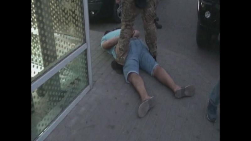 СБУ затримала учасників угруповання, які видавали себе за співробітників Служби