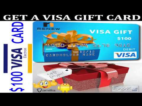 How to get Visa gift card ** free gift card giveaway 2019 **