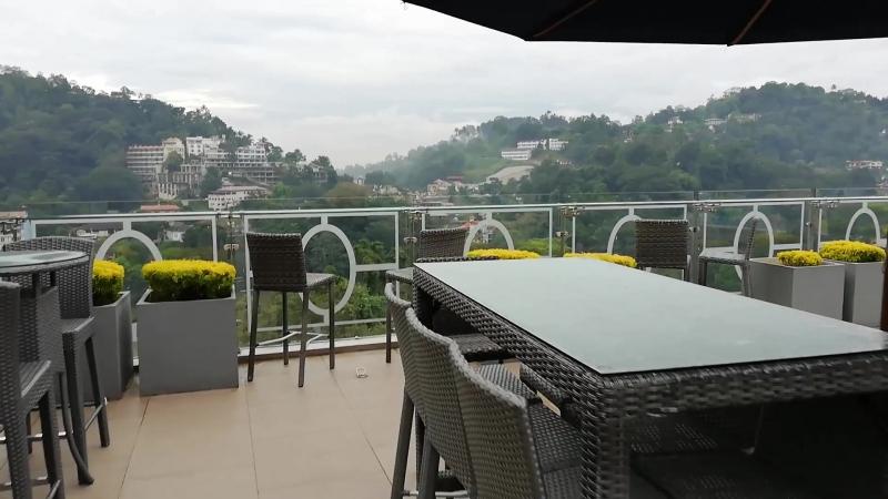 Обзор отеля OZO Kandy 4* на Шри Ланке