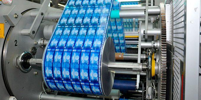 Типы печатных лент — руководство по покупке