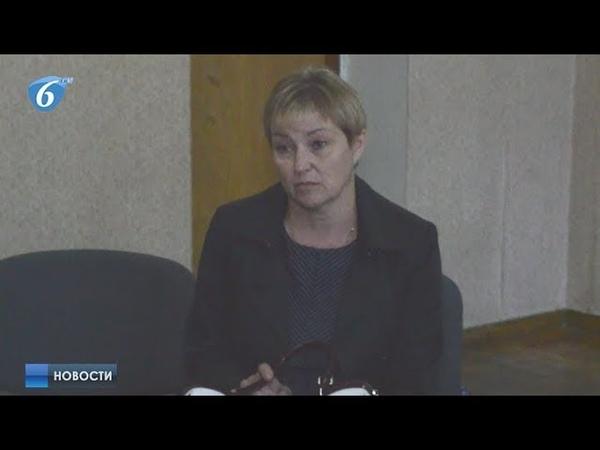 Прием граждан заместителем главы администрации г. Горловка И. Е. Горбатова