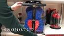 Обзор, Синий Мишка из роз с сердцем 40 см | Отличное качество сборки