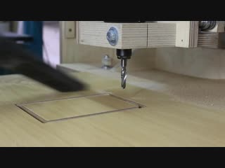 Two ways of Milling on the 3D Router