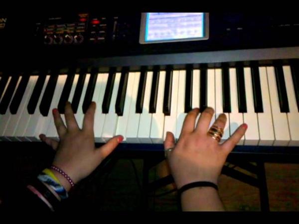 Healer Piano part