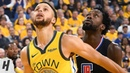 Los Angeles Clippers vs Golden State Warriors - Full Game 2 Highlights | April 15, 2019 NBA Playoffs