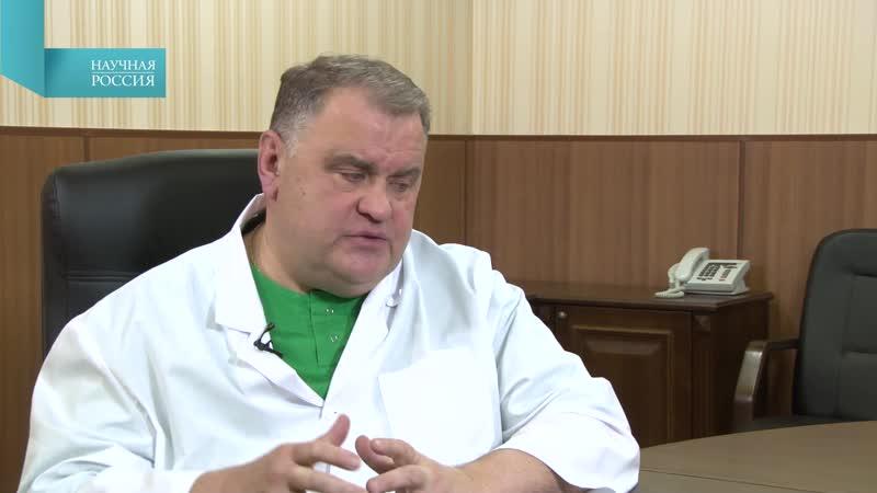 Директор Научного центра оториноларингологии ФМБА России, член-корреспондент РАН Николай Аркадьевич Дайхес
