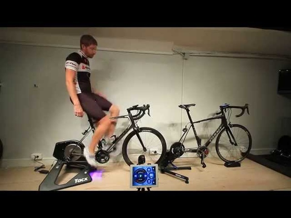 Sound Tests Tacx NEO vs Wahoo KICKR
