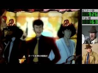 【実機】CRAルパン三世~主役は銭形~99.9Ver part1【パチンコ】