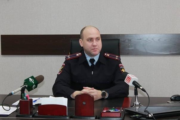 Начальник МО МВД России