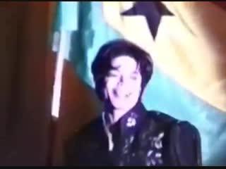 Michael Jackson smile