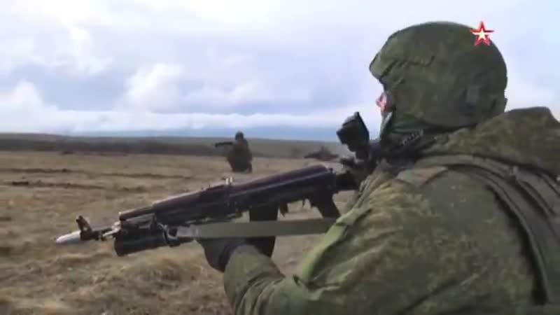 В Крыму начались учения 22-го армейского корпуса береговых войск Черноморского флота, поднятого по тревоге