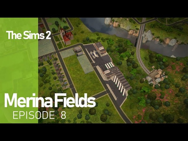 The Sims 2 Merina Fields - Ep. 8 - Detailing city